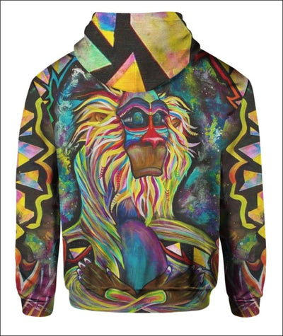 Rafiki Zen - All Over Apparel - www.secrettees.com