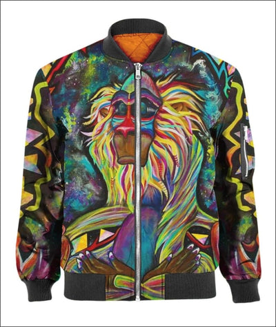 Rafiki Zen - All Over Apparel - Bomber / S - www.secrettees.com