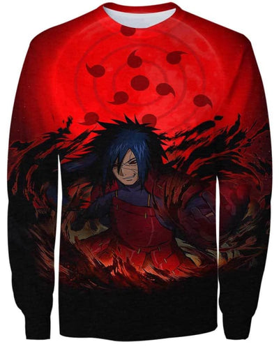 Red Swamp - All Over Apparel - Sweatshirt / S - www.secrettees.com