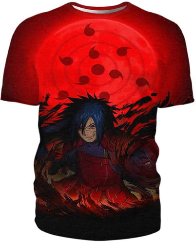 Red Swamp - All Over Apparel - T-Shirt / S - www.secrettees.com