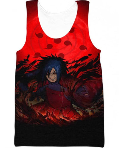 Red Swamp - All Over Apparel - Tank Top / S - www.secrettees.com