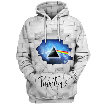 Rock The Wall - All Over Apparel - Hoodie / S - www.secrettees.com