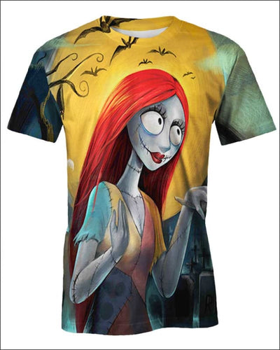 Sally - Jack - All Over Apparel - T-Shirt / S - www.secrettees.com