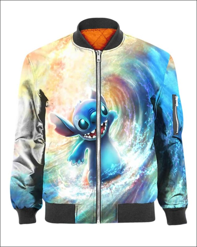 Stitch Surfing - All Over Apparel - Hoodie / S - www.secrettees.com