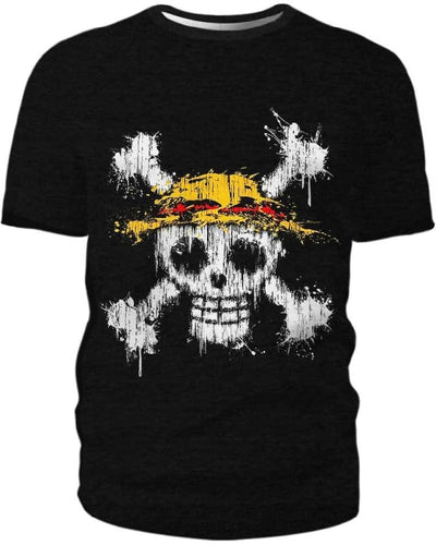 Straw Hat - All Over Apparel - T-Shirt / S - www.secrettees.com