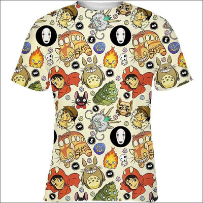 Studio Pattern - All Over Apparel - Kid Tee / S - www.secrettees.com