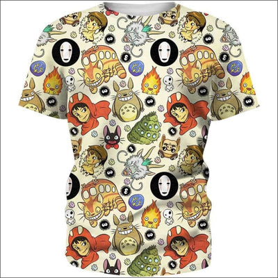Studio Pattern - All Over Apparel - T-Shirt / S - www.secrettees.com