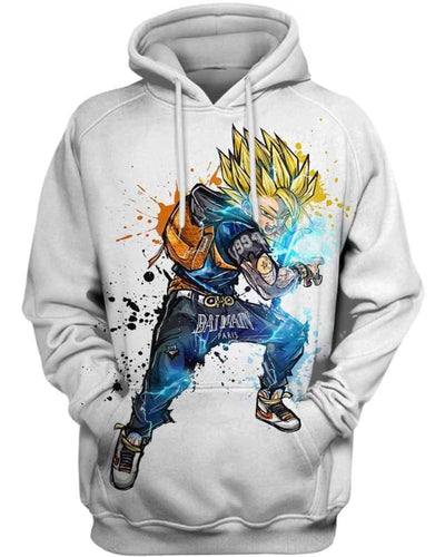 The Almighty Goku - All Over Apparel - Hoodie / S - www.secrettees.com