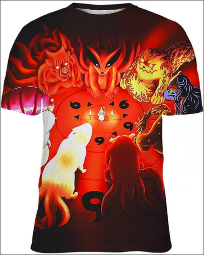 The Power Of The Monsters - All Over Apparel - Kid Tee / S - www.secrettees.com