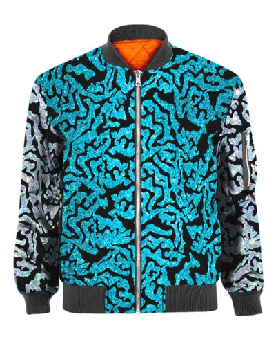 Tiger King Costume - All Over Apparel - Bomber / S - www.secrettees.com