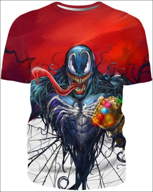 Venom Infinity - All Over Apparel - Hoodie / S - www.secrettees.com