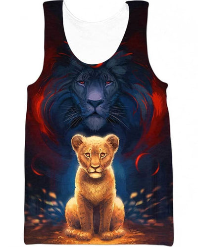 We Are One - All Over Apparel - Tank Top / S - www.secrettees.com