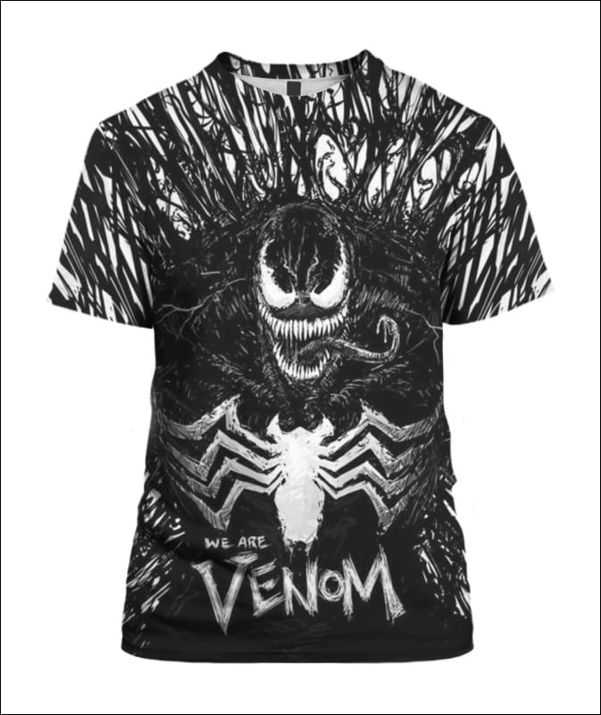 We are Venom 3D