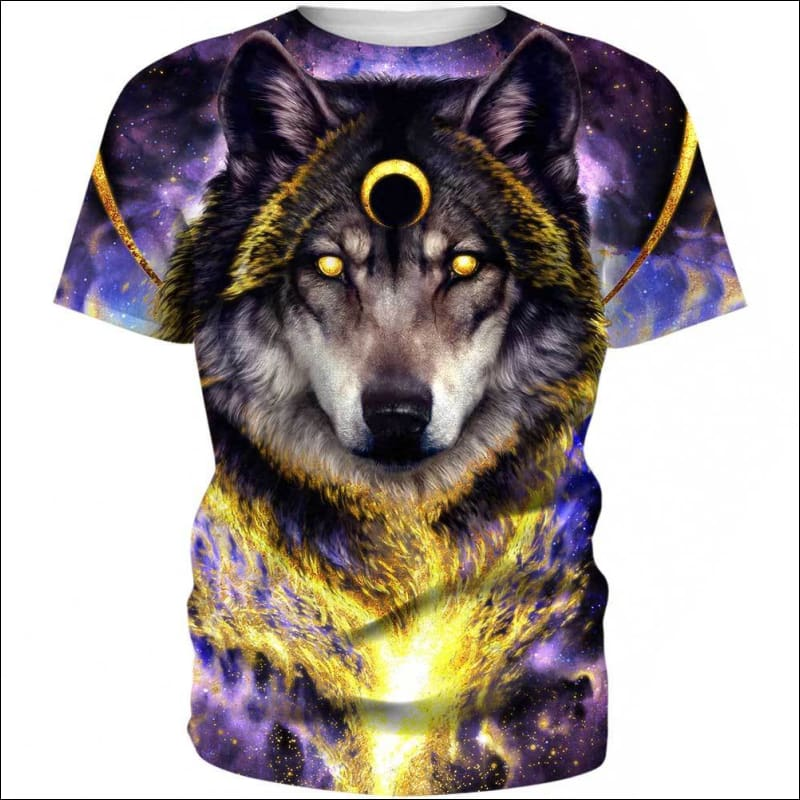 Wolf Night lord Fire Galaxy