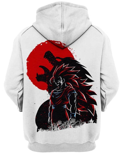 Wolf Warrior - All Over Apparel - www.secrettees.com
