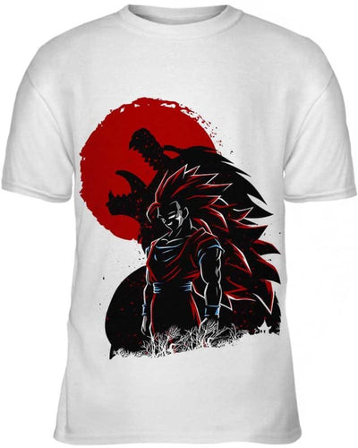 Wolf Warrior - All Over Apparel - T-Shirt / S - www.secrettees.com