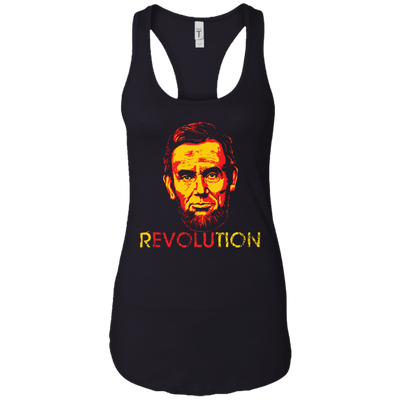 REVOLUTION - ABE LADIES RACERBACK TANK TOP