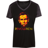REVOLUTION - ABE LADIES CAMOHEX T-SHIRT