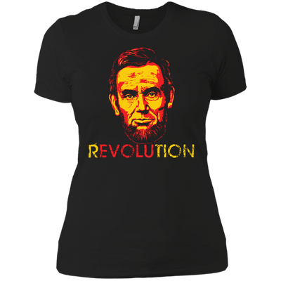 REVOLUTION - ABE LADIES T-SHIRT