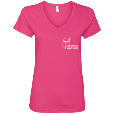 Sexy Freedom-Preneur Ladies Shirt