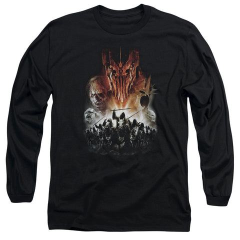 LORD OF THE RINGS - EVIL RISING UNISEX LONG SLEEVE