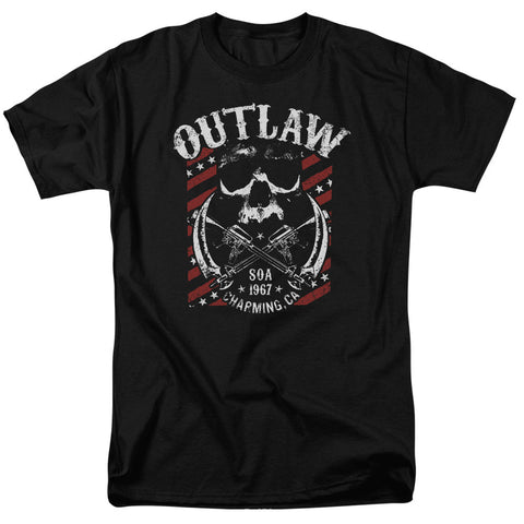 SOA - OUTLAW MEN'S T-SHIRT