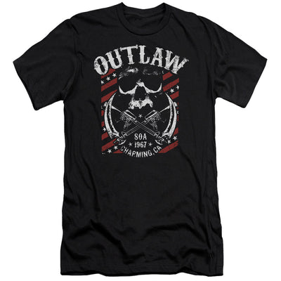SOA - OUTLAW MEN'S PREMIUM T-SHIRT