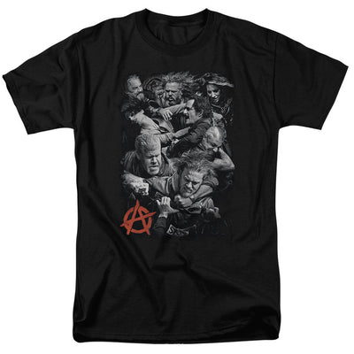 SOA - GROUP FIGHT MEN'S T-SHIRT