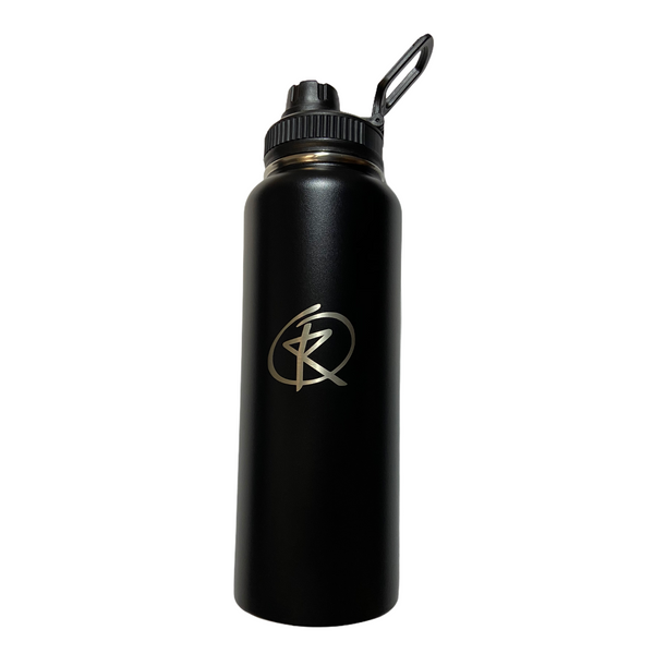 32 oz. Stainless Steel Insulated Bottle (Lasered RQ Logo)