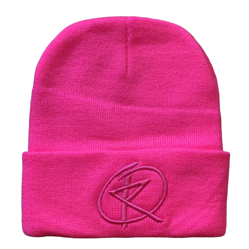 Ghosted Beanie