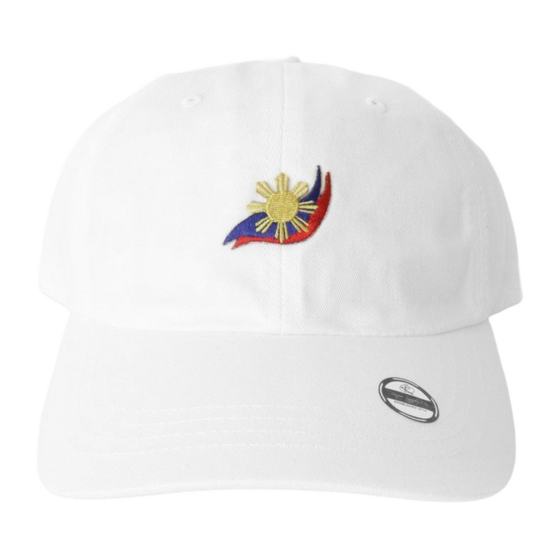 Pinoy Dad Cap - Black