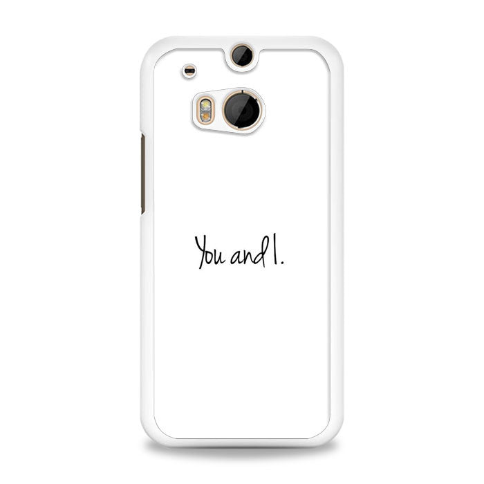 1D Lyrics You and I HTC One M8 | yukitacase.com