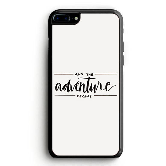 Adventure Begins iPhone 7 Plus | yukitacase.com