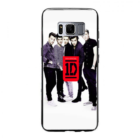 1D One Direction Case Samsung Galaxy S8 Plus Case | yukitacase.com