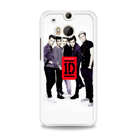 1D One Direction Case HTC One M8 Case | yukitacase.com