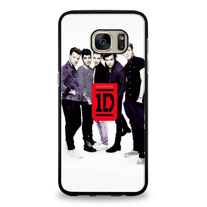 1D One Direction Case Samsung Galaxy S6 Edge Case | yukitacase.com