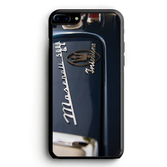 1962 Maserati 5000GT iPhone 7 Plus | yukitacase.com