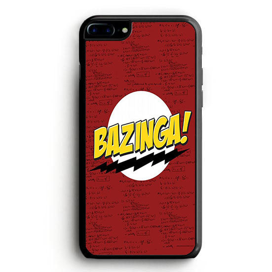 Bazinga iPhone 6S Plus | yukitacase.com