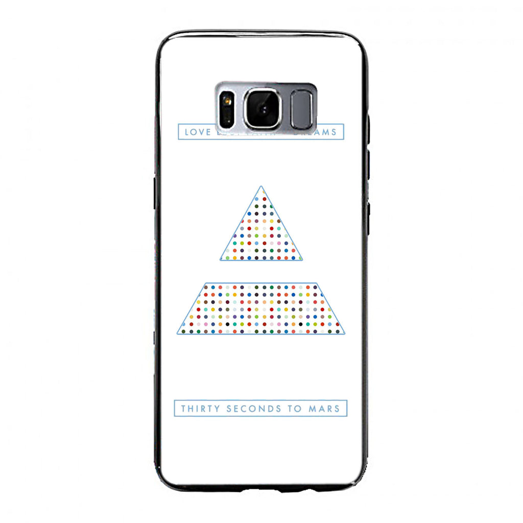 30 Seconds to Mars dreams Samsung Galaxy S8 Case | yukitacase.com