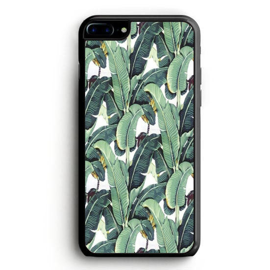Beverly Hills Hotel Pattern iPhone 7 | yukitacase.com