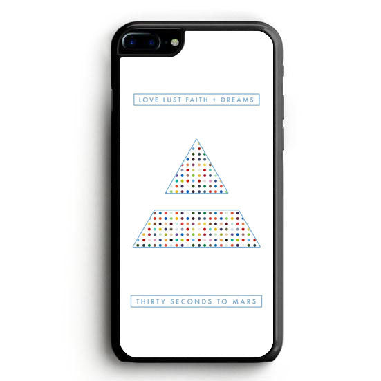 30 Seconds to Mars dreams iPhone 7 Case | yukitacase.com