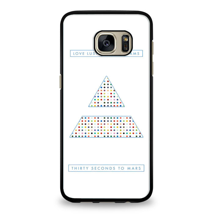30 Seconds to Mars dreams Samsung Galaxy S6 Case | yukitacase.com