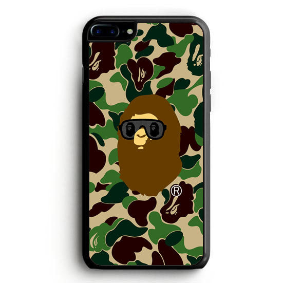 Bape Camo iPhone 7 Plus | yukitacase.com
