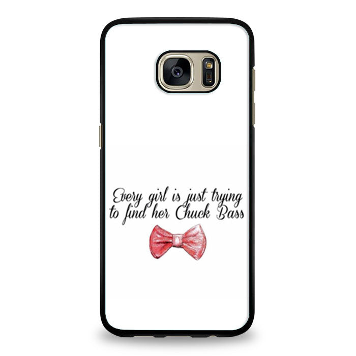 Gossip Girl Every Girlis Just Trying Samsung Galaxy S7 | yukitacase.com