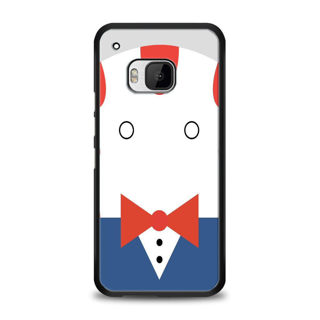 Adventure Time Peppermint Butler HTC One M9 | yukitacase.com