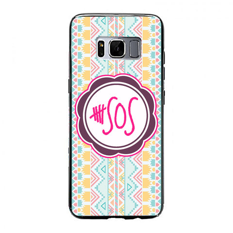 5 second of summer 5 sos Samsung Galaxy S8 Plus Case | yukitacase.com
