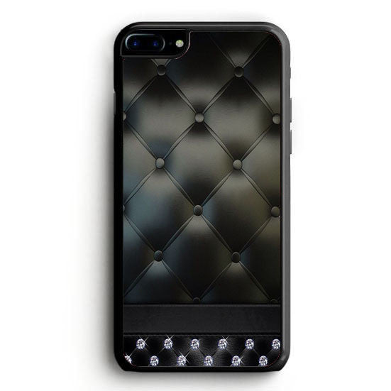 Black Diamond iPhone 7 Plus | yukitacase.com