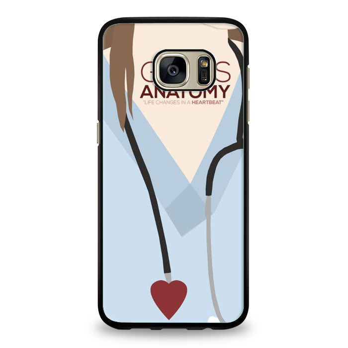 Greys Anatomy Life Changes in a Heartbeat Samsung Galaxy S7 | yukitacase.com