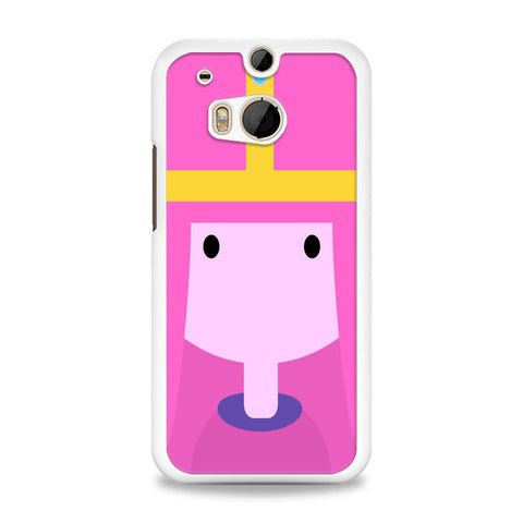 Adventure Time Princess Bublegum HTC One M8 | yukitacase.com