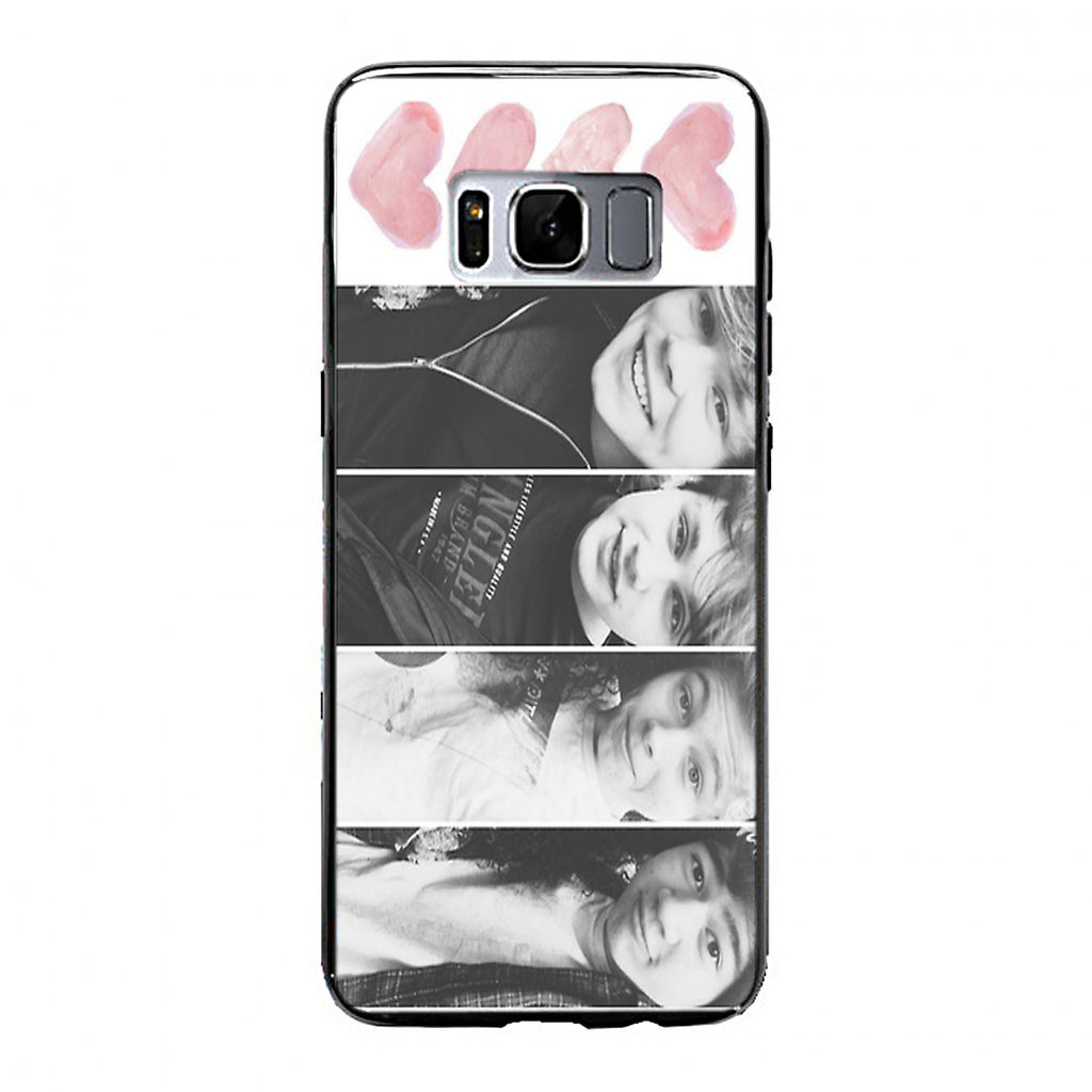 5 Seconds of Summer Samsung Galaxy S8 Case | yukitacase.com
